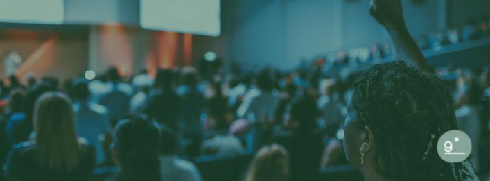Sustainable event blog header